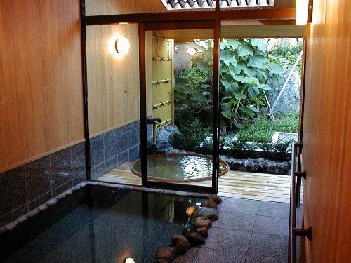 Baño Japones Tradicional:Onsen Japan